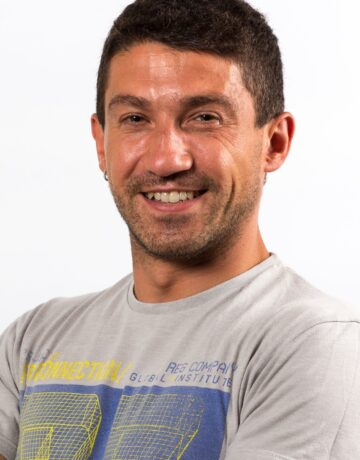 Athletix Evolution - Presentation du Alex Olivieri - Personal Trainer (Coach Sportif) à Sion