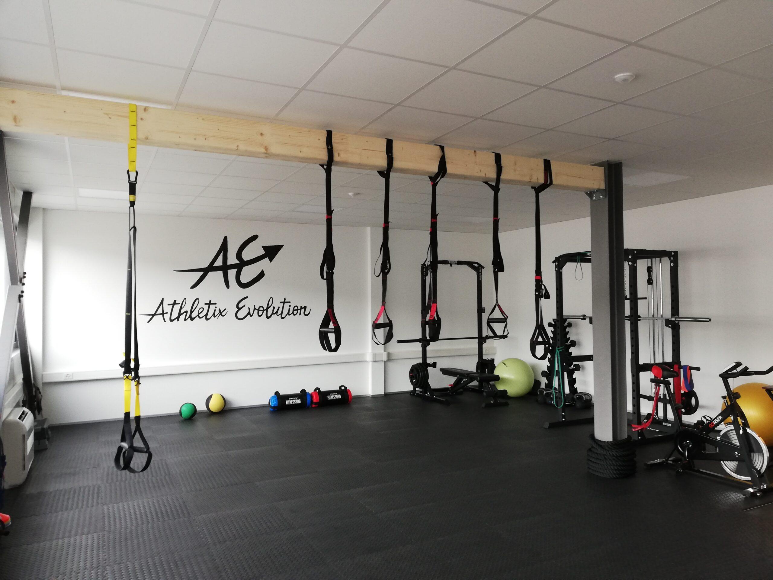 Athletix Evolution -Salle de Sport Equippée - Activité et services